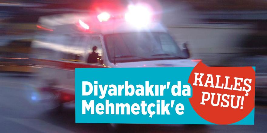 Diyarbakır Hazro'da Mehmetçik'e kalleş pusu!