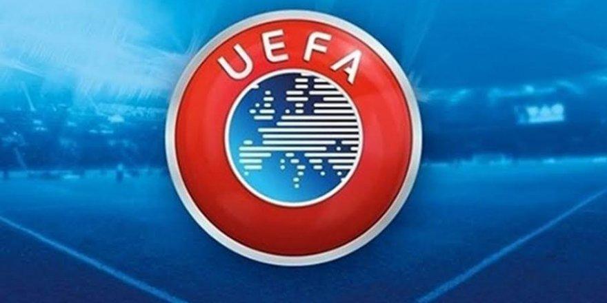 UEFA'dan tarihi ceza! 10 yıl men, 1 milyon euro para cezası