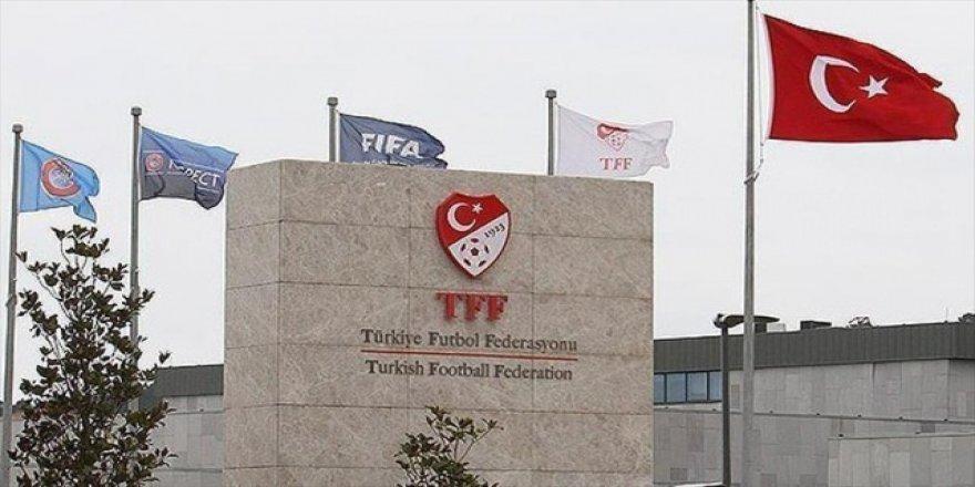 TFF'den harcama limiti açıklaması