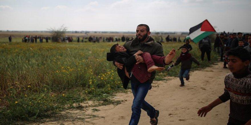 Gazze'de şehit sayısı 12'ye yükseldi