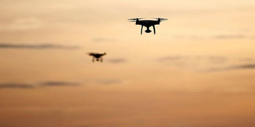 İsrail'e ait keşif drone'u Lübnan'a düştü