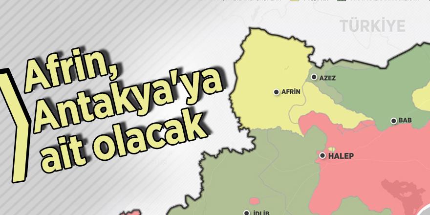 """Afrin Kurtuluş Kongresi Sözcüsü: """"Afrin, Antakya'ya ait olacak"""""""