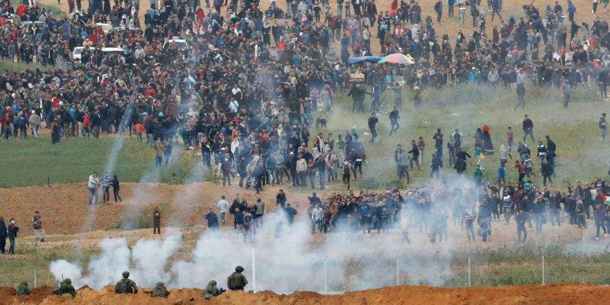 İsrail zulmü sürüyor! Ölü sayısı 18'e yükseldi