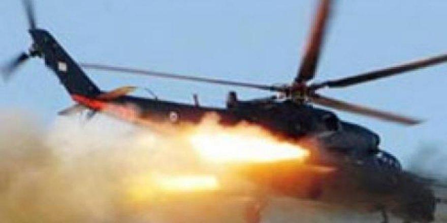 ABD'de askeri helikopter düştü!