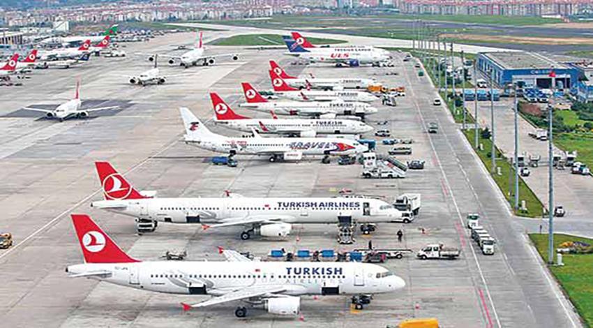 Havalimanında yeni güvenlik uygulaması...