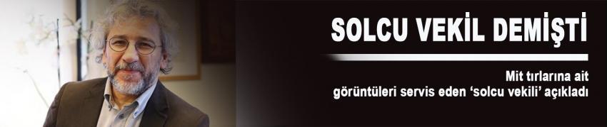 Can Dündar'ın haber kaynağı Enis Berberoğlu çıktı