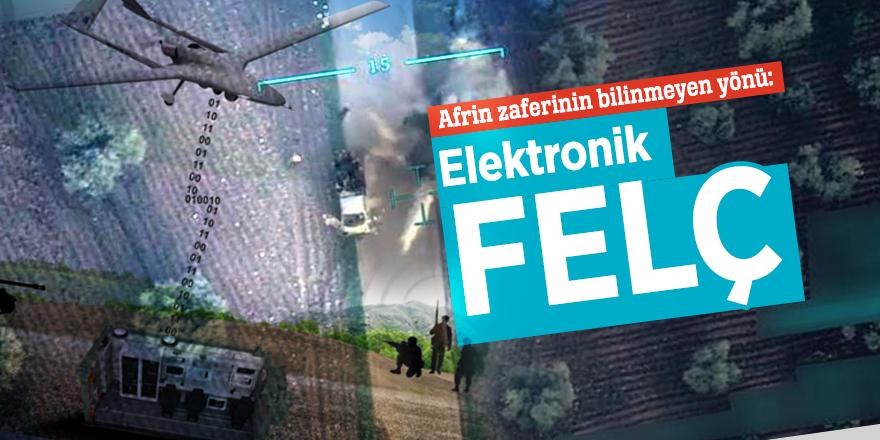 Afrin zaferinin bilinmeyen yönü: Elektronik felç