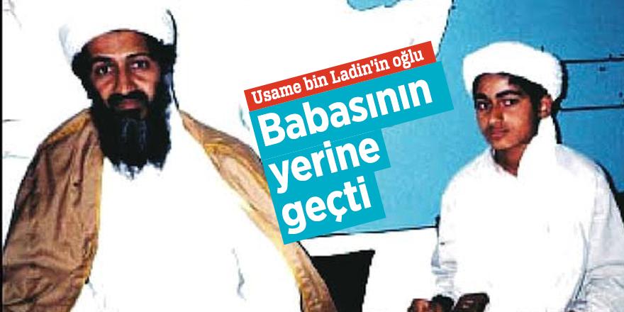 Usame bin Ladin'in oğlu Babasının yerine geçti