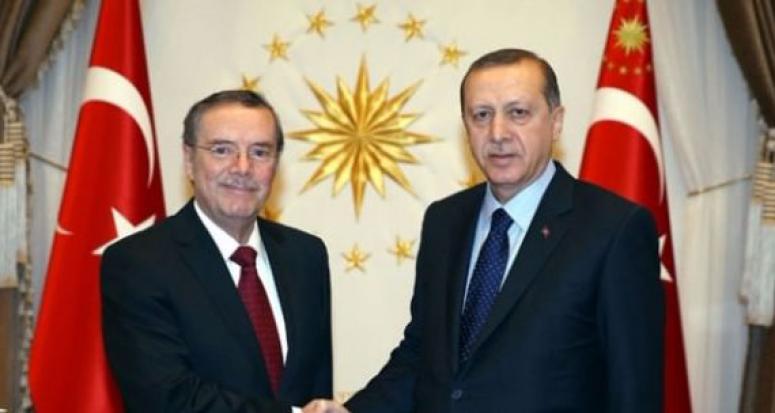 Erdoğan'dan Külliyede önemli kabul