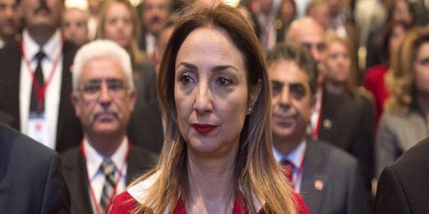 CHP'den ihraç edilen Aylin Nazlıaka'nın af talebi reddedildi