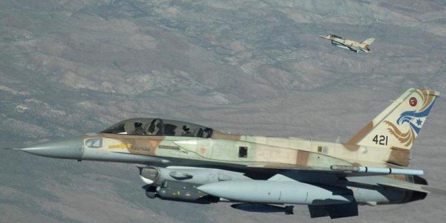 Rusya: İki İsrail savaş uçağı üssü vurdu