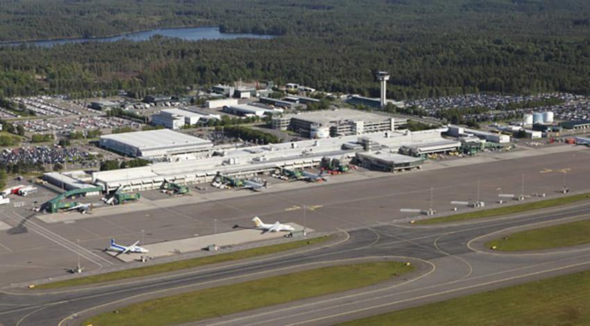 İsveç'te havaalanında bomba alarmı!