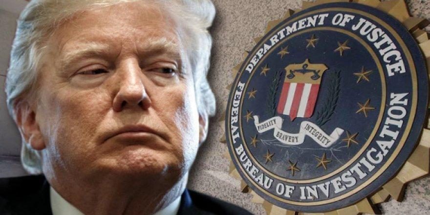 Trump'tan FBI baskınına tepki: Tam bir cadı avı