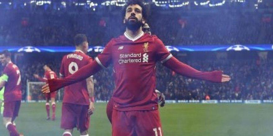 Salah Şampiyonlar Ligi'ni yine boş geçmedi