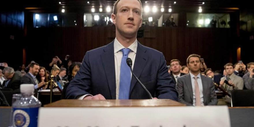 """Zuckerberg: """"Benim hatam, çok üzgünüm"""""""