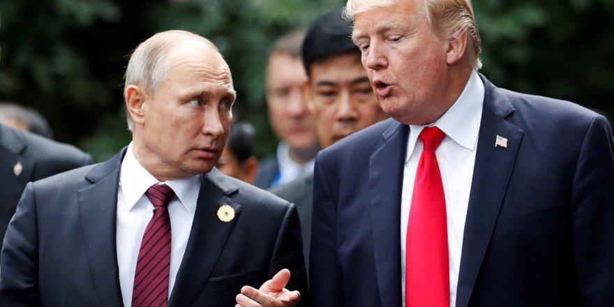 """Trump savaş ilan etti: """"Hazır ol Rusya, füzeler gelecek"""""""