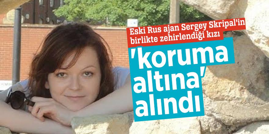 The Sun: Yuliya Skripal 'koruma altına' alındı