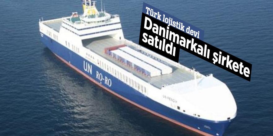 Türk lojistik devi Danimarkalı şirkete satıldı