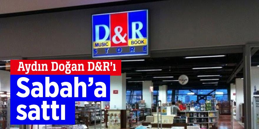 Aydın Doğan D&R'ı Sabah'a sattı