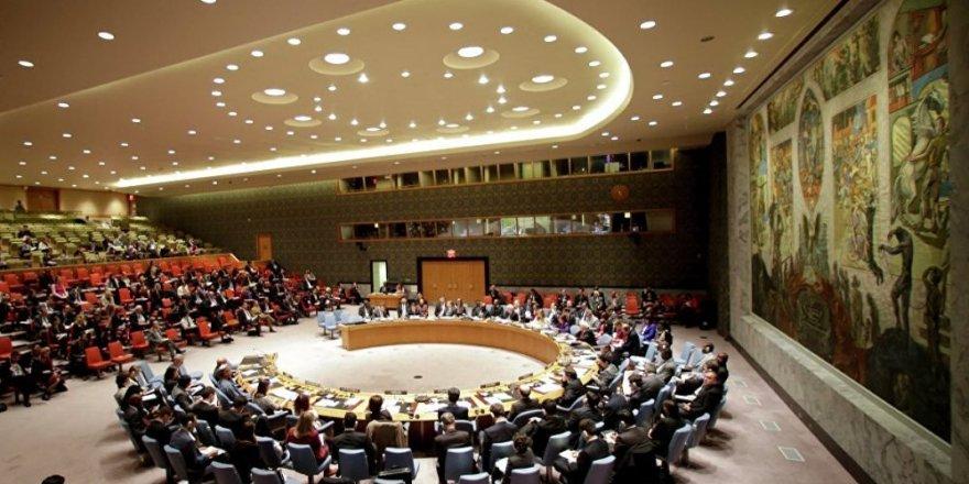 Rusya, BMGK'yı acil toplantıya çağırdı