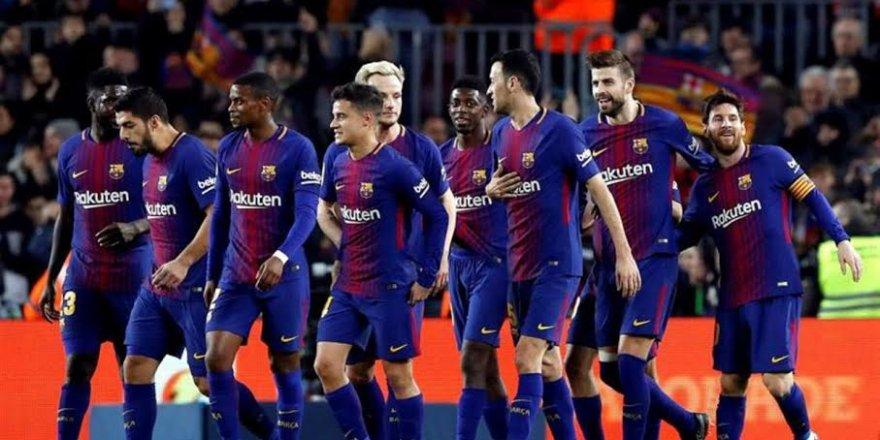 Barcelona'dan İspanya rekoru! 39 maçtır yenilmiyor