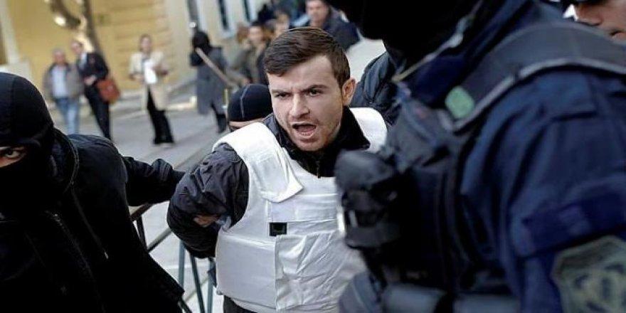 Yunanistan'dan DHKP-C'li Ağarmış'ın Türkiye'ye iadesi talebine ret