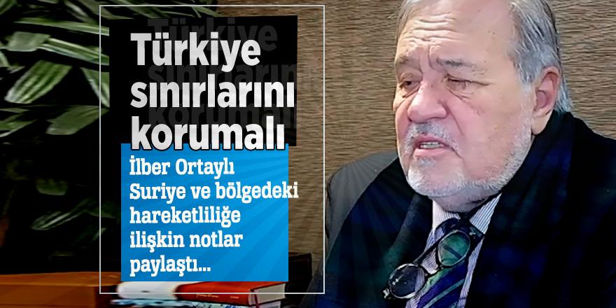 Türkiye sınırlarını korumalı