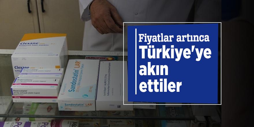 Fiyatlar artınca Türkiye'ye akın ettiler