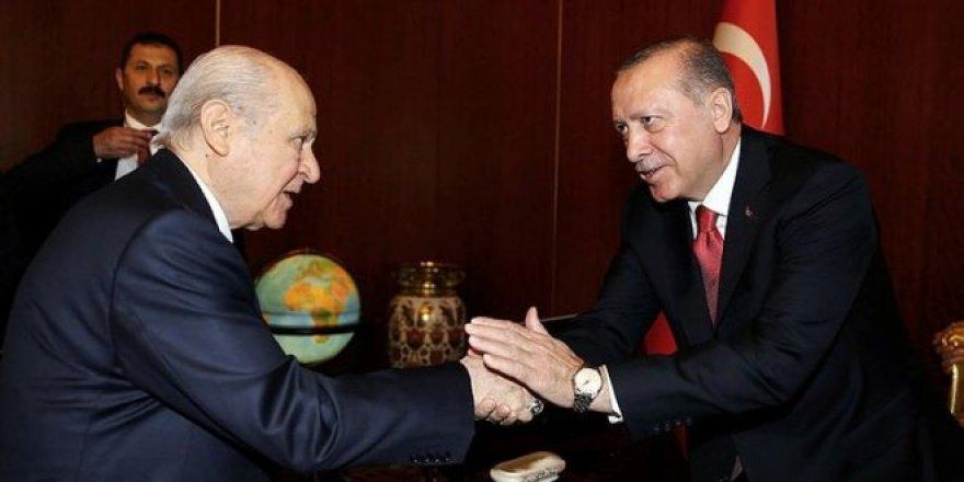 Devlet Bahçeli: Cumhurbaşkanı adayımız Sayın Recep Tayyip Erdoğan'dır