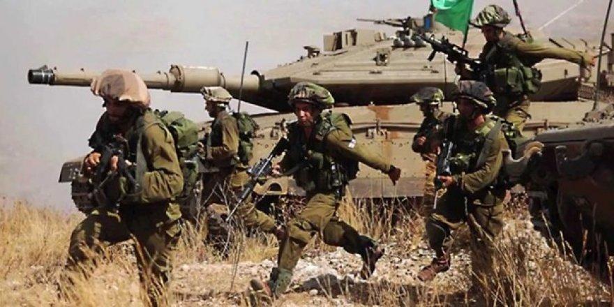 İsrail'de savaş korkusu! Halk tedirgin