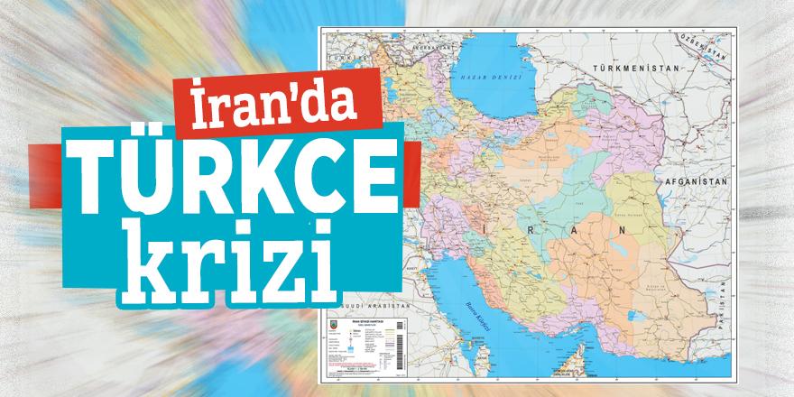 İran'da Türkçe krizi
