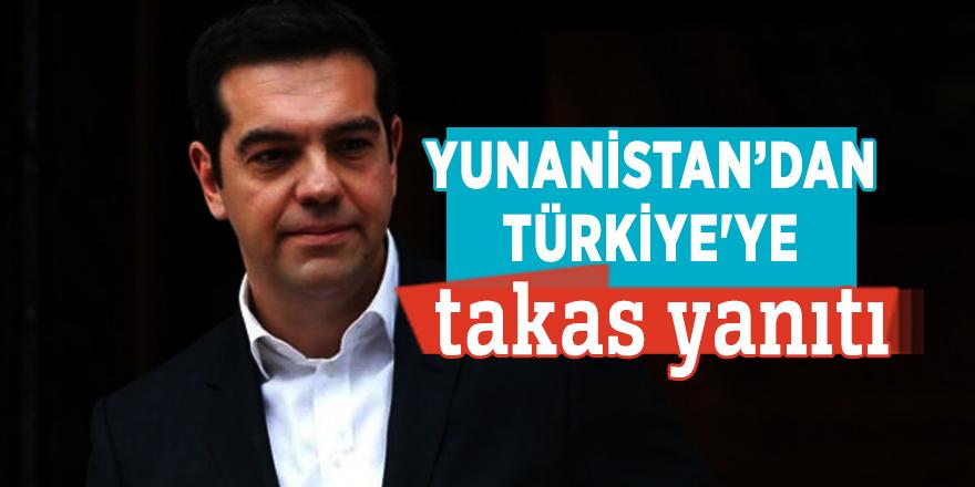 Yunanistan Türkiye'ye takas yanıtı