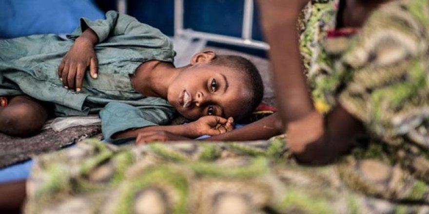 88 bin çocuk ölüm tehlikesiyle karşı karşıya