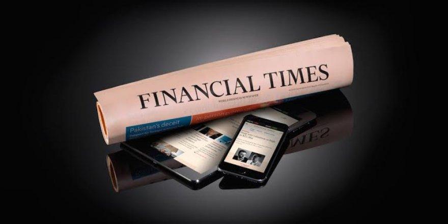 Financial Times'tanTürkiye ekonomisi analizi