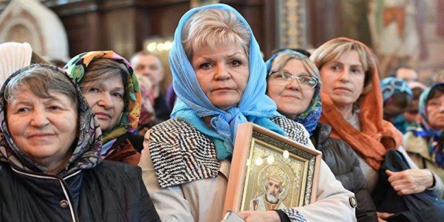 Rusya nüfusu dönüşüyor
