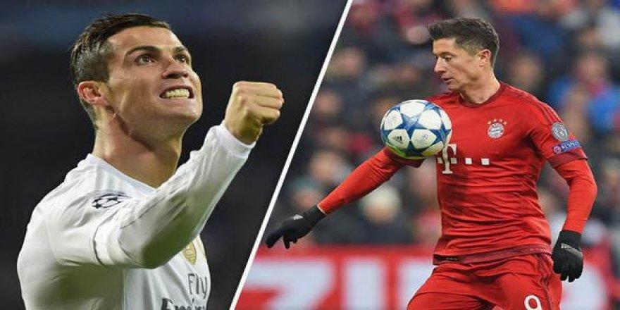 Şampiyonlar Ligi'nde dev randevu! Bayern Münih-Real Madrid