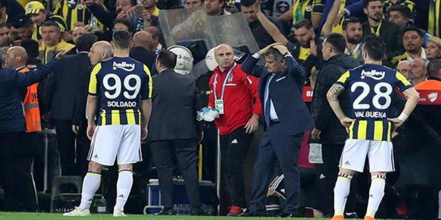 TFF Fenerbahçe - Beşiktaş derbisinin tarihini açıkladı