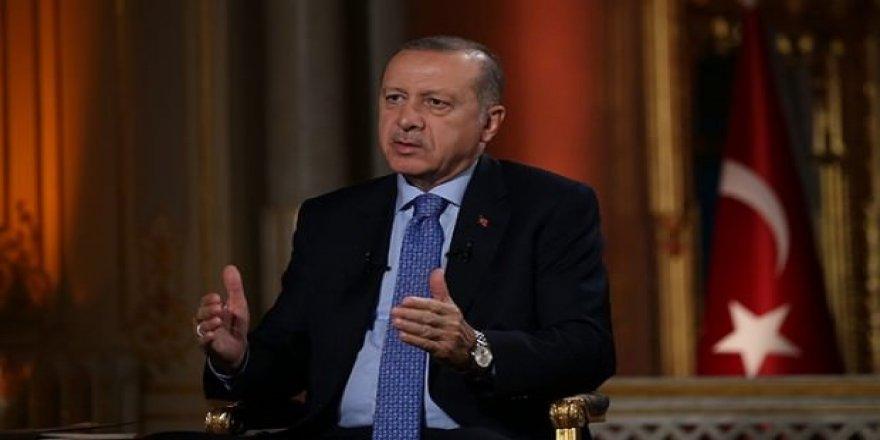 Erdoğan'dan 'Kore' açıklaması: Memnuniyet duydum