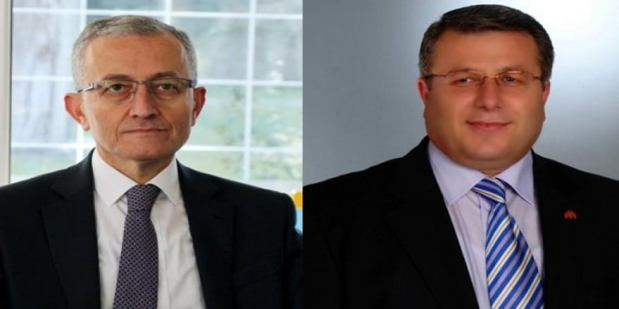 Burdur'da CHP ve MHP il başkanları istifa etti