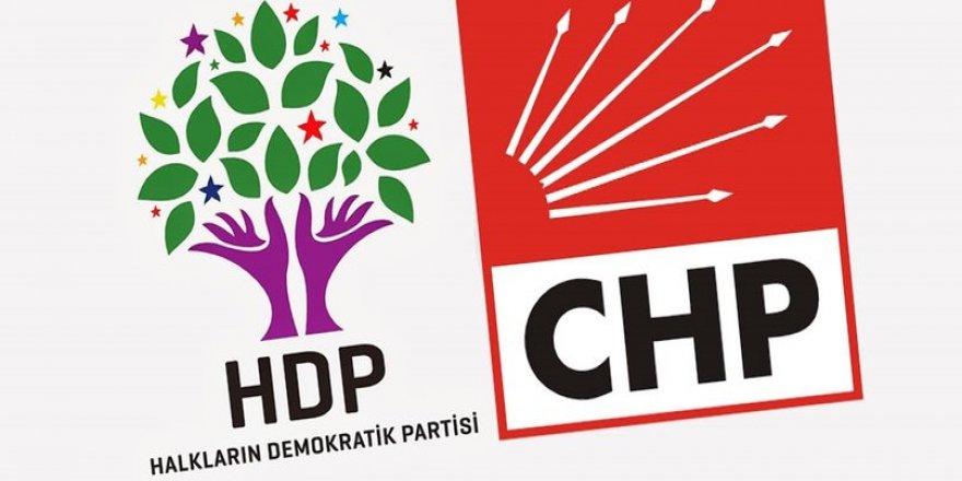 HDP'den CHP'ye ittfak uyarısı!