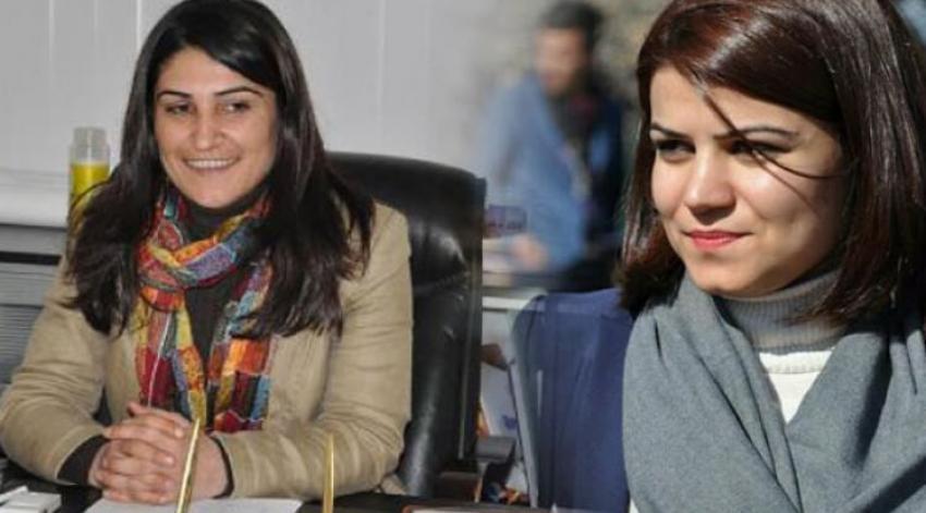 Terör destekçisi 2 belediye eş başkanı tutuklandı!