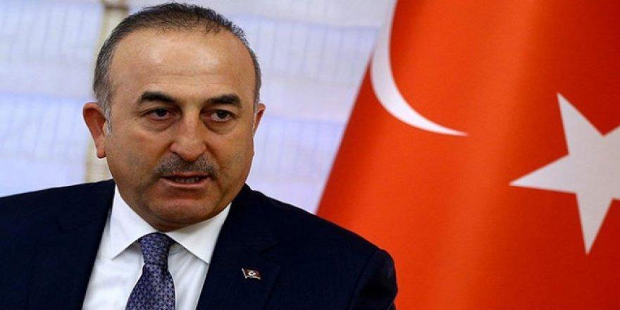 Çavuşoğlu'ndan 'Münbiç' açıklaması