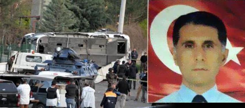Erdoğan'ın koruması şehit oldu