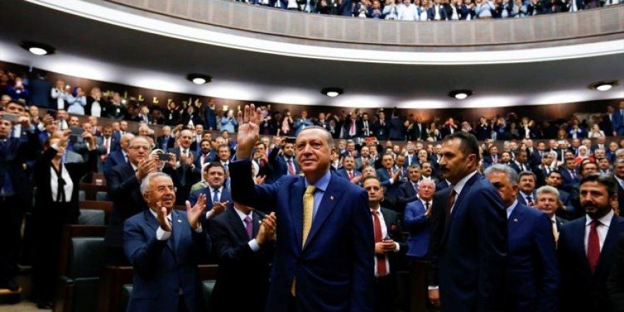 AK Parti grup toplantısı Perşembe gününe alındı!