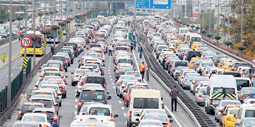 İstanbul'da 1 Mayıs'ta bu yollara dikkat! Trafiğe kapalı