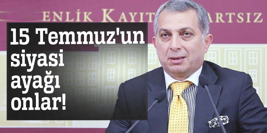 AK Partili Külünk: 15 Temmuz'un siyasi ayağı onlar!