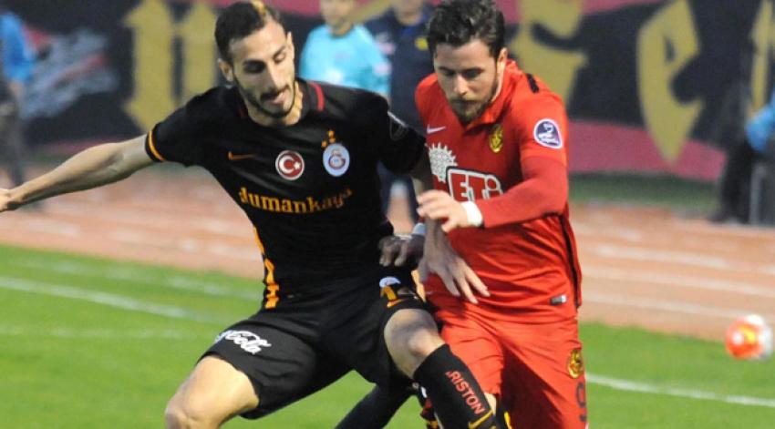 Bol gollü maçta Galatasaray hüsrana uğradı