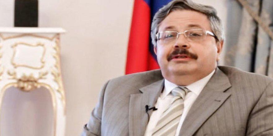 Rus büyükelçi: İlişkilerimiz kriz öncesinden bile iyi