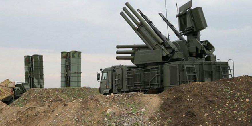 Rusya'dan açıklama!  İsrail füzeleri imha edildi