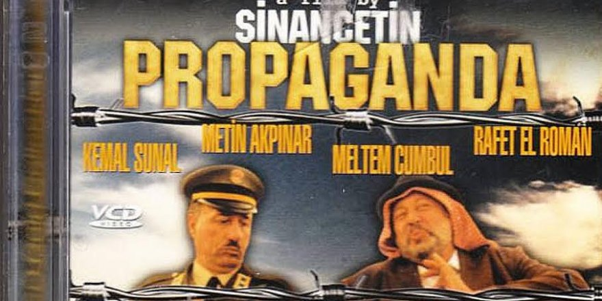 Kemal Sunal'ın ailesinden Propaganda filmine dava